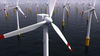 Deens windpark wordt gebouwd voor stuntprijs