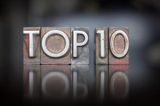 Top 10 meest gelezen artikelen
