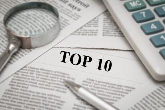 Top 10 meest gelezen columns