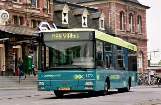Connexxion mag busvervoer Noord-Holland Noord verzorgen