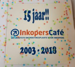 InkopersCafe.nl is jarig!
