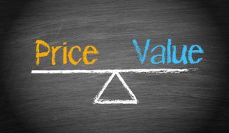 Is prijs een vies woord?