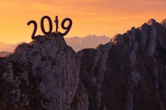 2019 wordt het jaar van de grote veranderingen